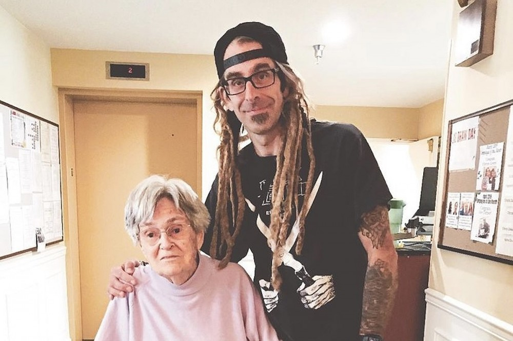Lamb of God's Randy Blythe Mourns Death of His Grandmother