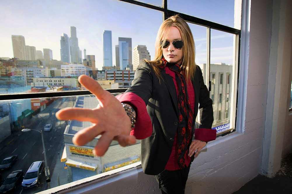 Sebastian Bach Tests Positive for COVID-19, Says 'Thank God for the Vaccine'