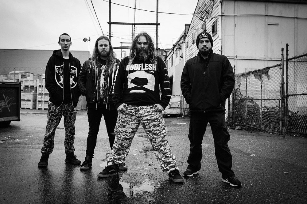 Soulfly Part Ways With Guitarist Marc Rizzo 'Due to Personal Reasons'