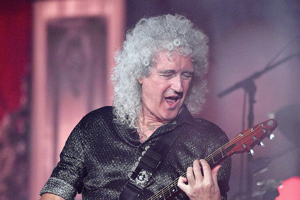 Queen's Brian May Calls Out Anti-Vaxxers: 'I Think They're Fruitcakes'