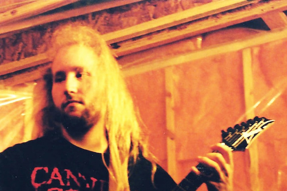 Ex-F**k the Facts Guitarist Tim Audette Has Died