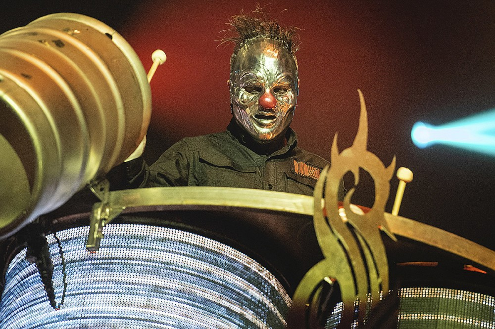 Slipknot's Clown – 'I'm Not Ever Going to Stop Wearing a Mask, COVID or Not'
