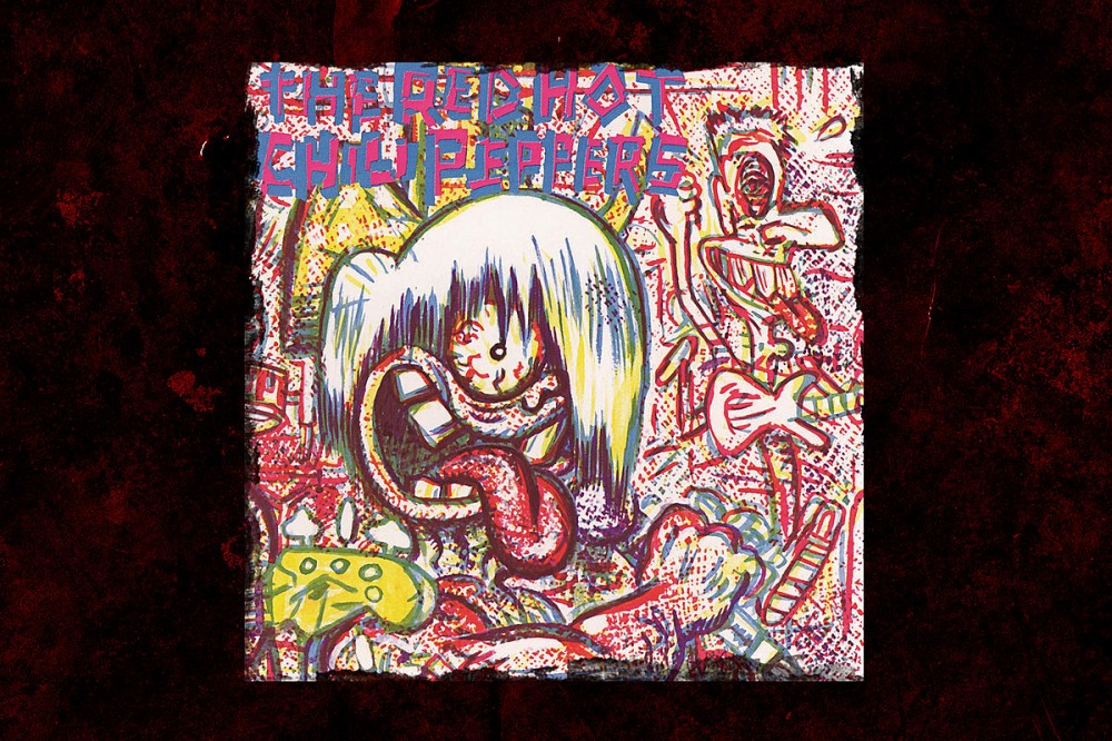 37 Years Ago: Red Hot Chili Peppers Release Their Self-Titled Debut Album