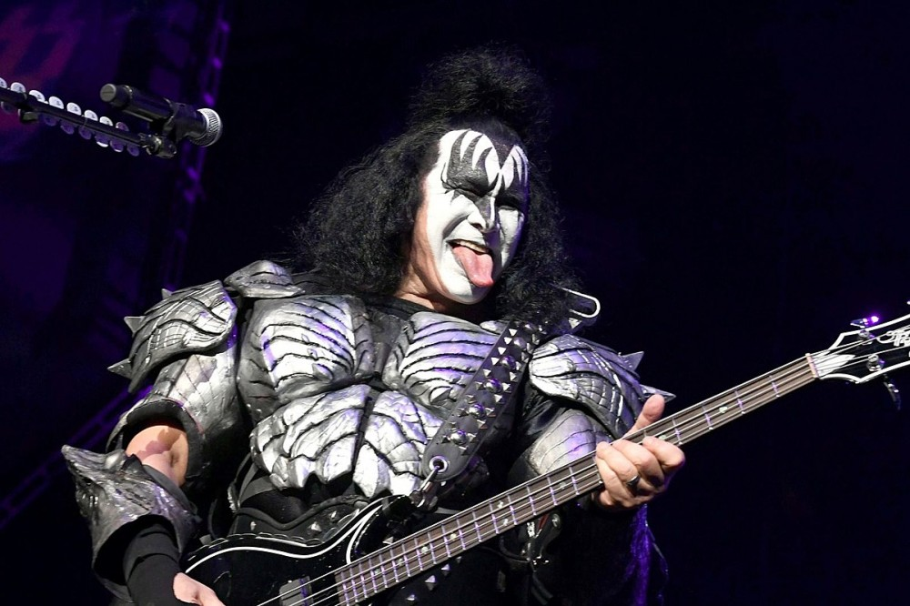 KISS' Gene Simmons 'Not Worried if an Idiot Gets COVID and Dies'