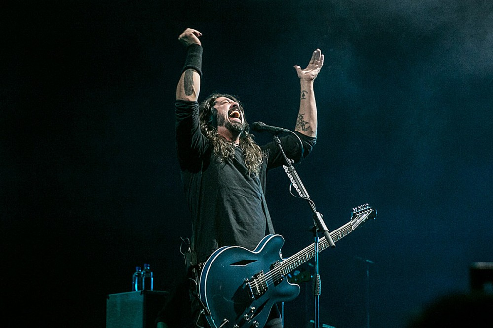 Dave Grohl Reveals His Foo Fighters Pre-Show Ritual