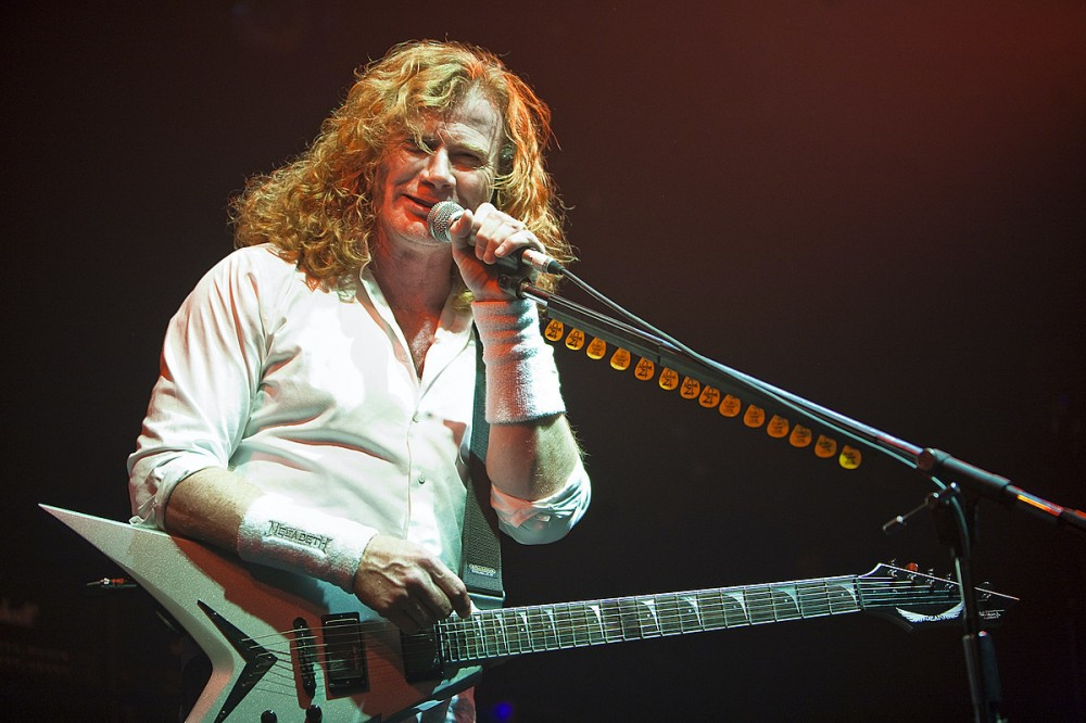 Megadeth Announce New Touring Bassist as Replacement for David Ellefson