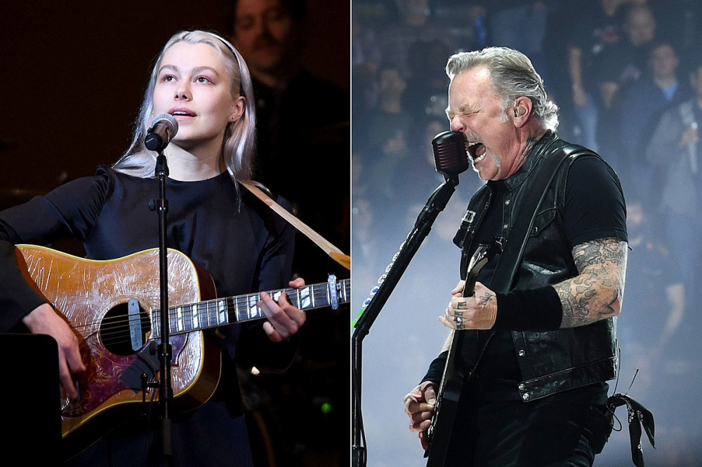 Phoebe Bridgers Delivers Haunting Metallica 'Nothing Else Matters' Cover