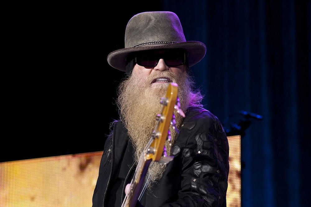 ZZ Top Digital Sales + Lyric Searches Spike After Death of Dusty Hill