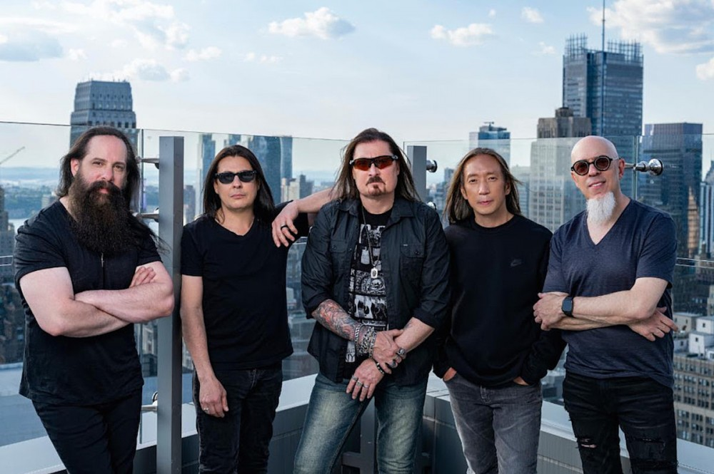 Dream Theater Unveil Epic Single 'The Alien' From 15th Album