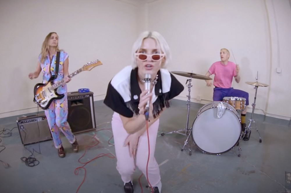 Dead Sara Drop Angsty New Anthem 'Heroes'