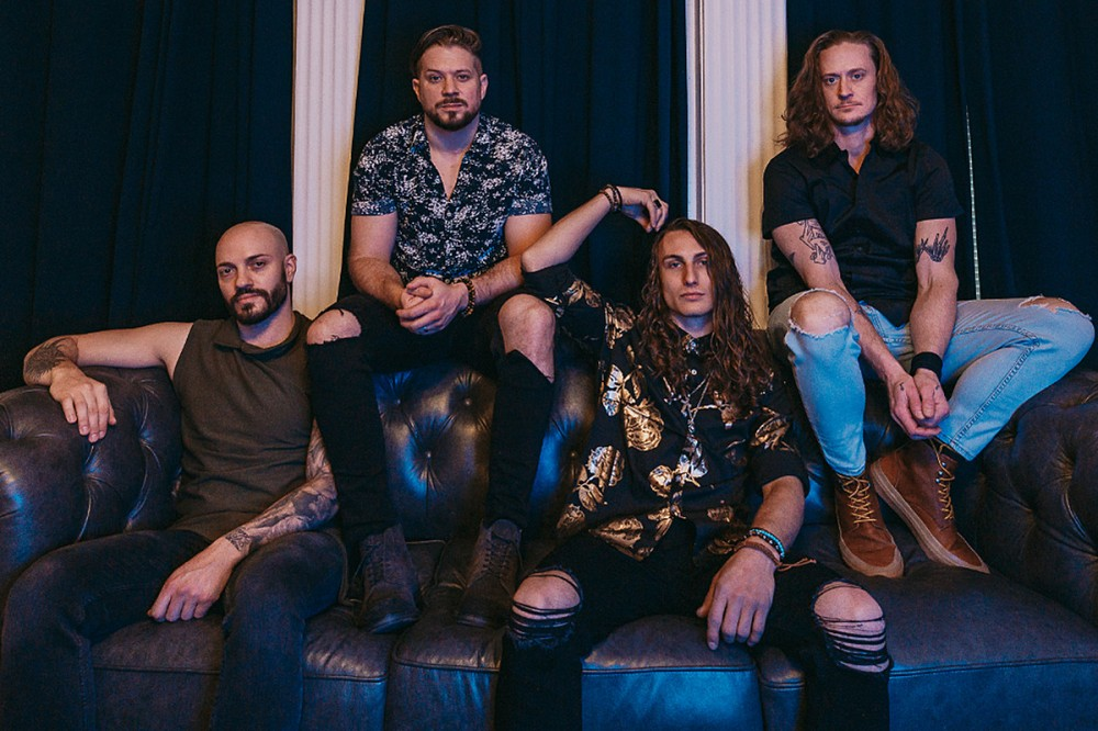 Monarch (Ex-Red Sun Rising, Wilson) Release Psychedelic New Song 'Pearls'