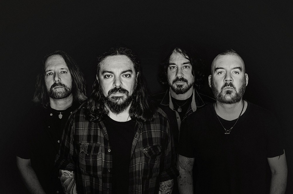 Seether Mark 20th Anniversary With 'Vicennial' Hits Collection + Livestream Concert