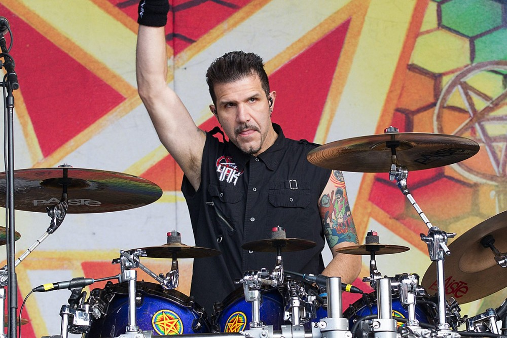 Anthrax's Charlie Benante Launches First 'Monsters' Series NFT