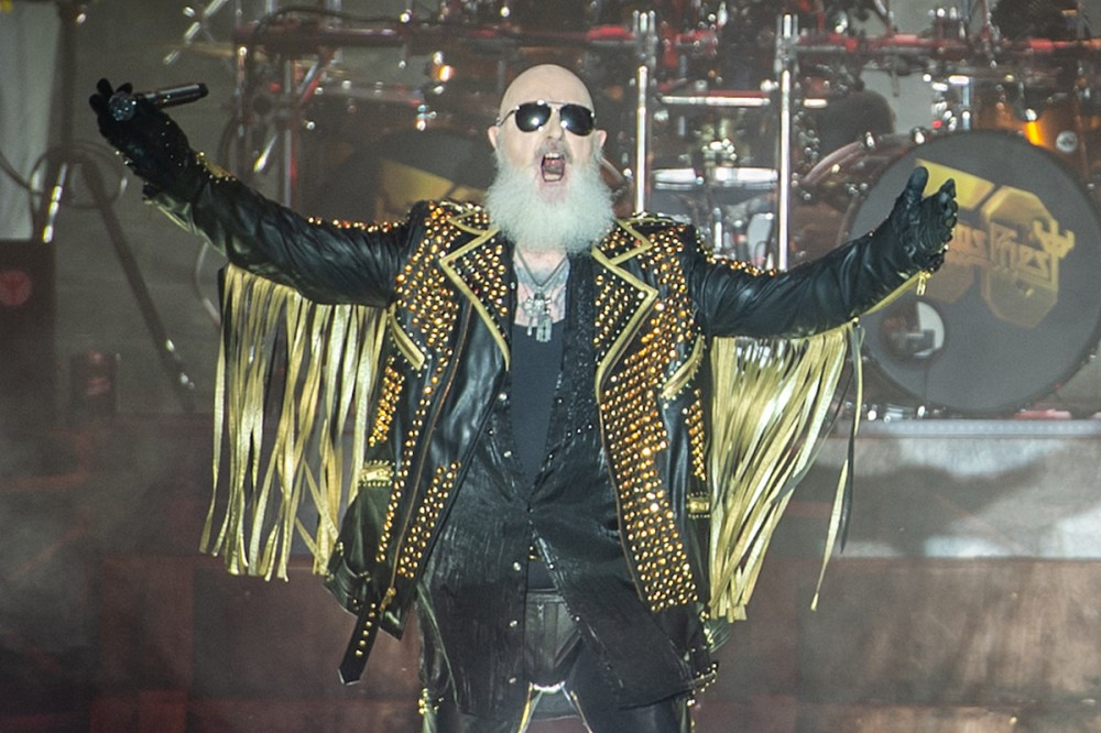 Judas Priest Play 'One Shot at Glory' + 'Invader' Live for First Time Ever