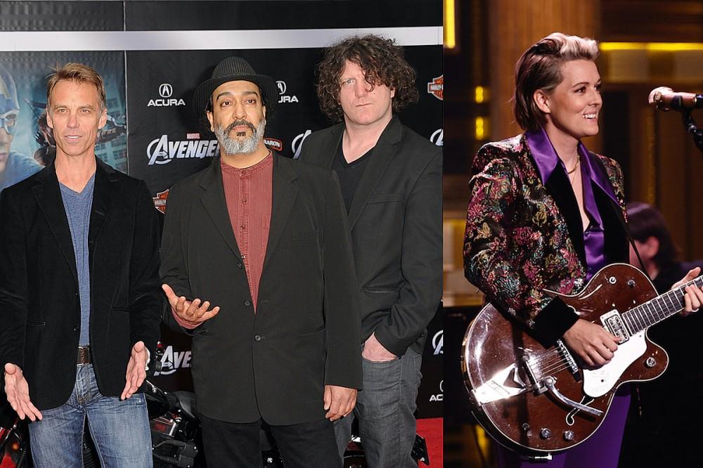 Watch Surviving Soundgarden Members Perform With Brandi Carlile