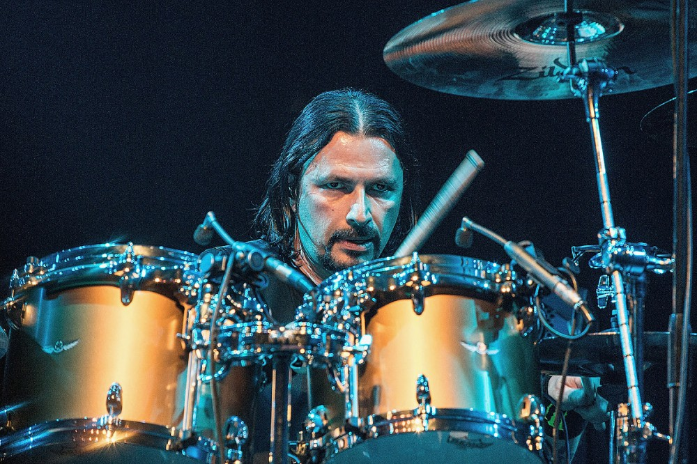 Exodus Re-Enlist Drummer John Tempesta for Two Shows While Tom Hunting's Recovery Continues