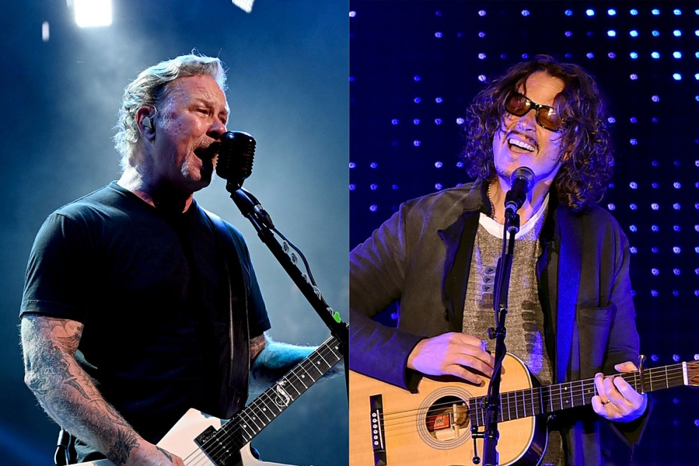 Metallica Honor Chris Cornell With 'I Am the Highway' Tribute Concert Vinyl