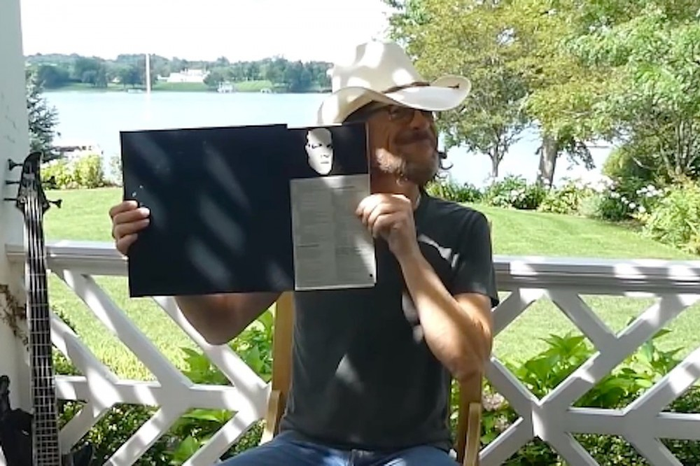 Watch Jason Newsted Unbox Metallica's 'The Black Album' Box Set + Tell Stories