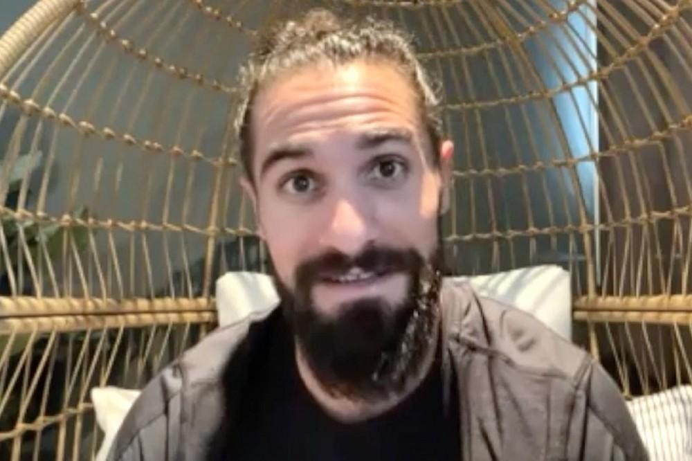 WWE Superstar Seth Rollins Talks Straight Edge While Disproving Wikipedia