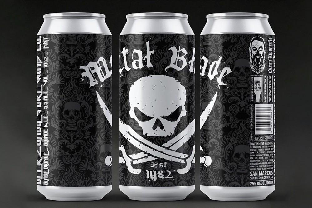 Metal Blade Records Announces Signature Beer for Psycho Las Vegas