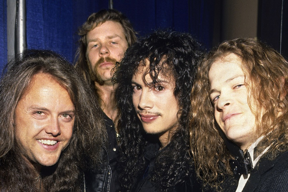 Metallica Blast Through 'Of Wolf and Man' in Newly Uncovered Live Recording
