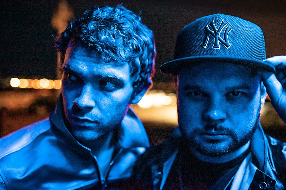 Royal Blood Go Darker With Metallica 'Sad But True' Cover