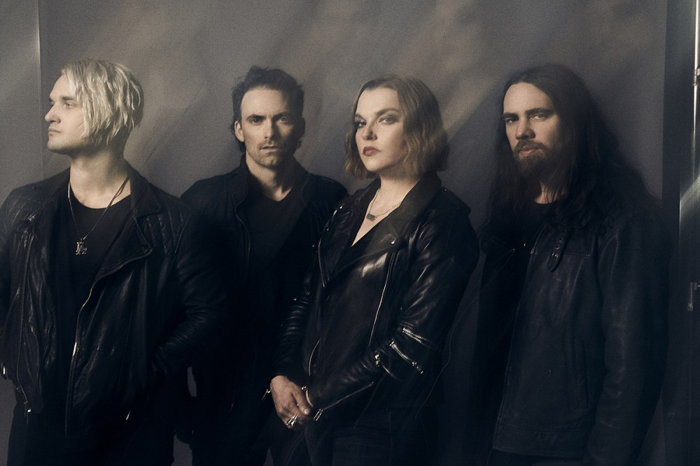 Halestorm Rise Again With Empowering New Song 'Back From the Dead'
