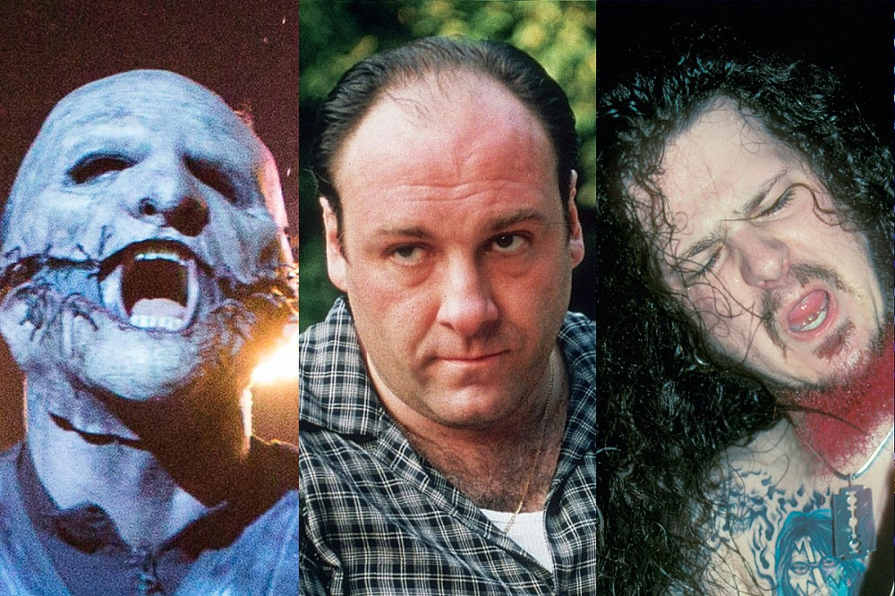 10 Times 'The Sopranos' Repped Metal