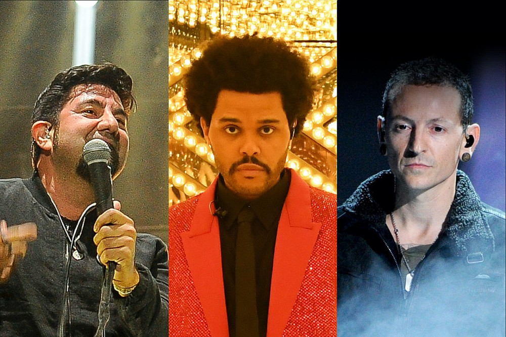 The Weeknd Admits to Deftones Influence, Salutes Chester Bennington