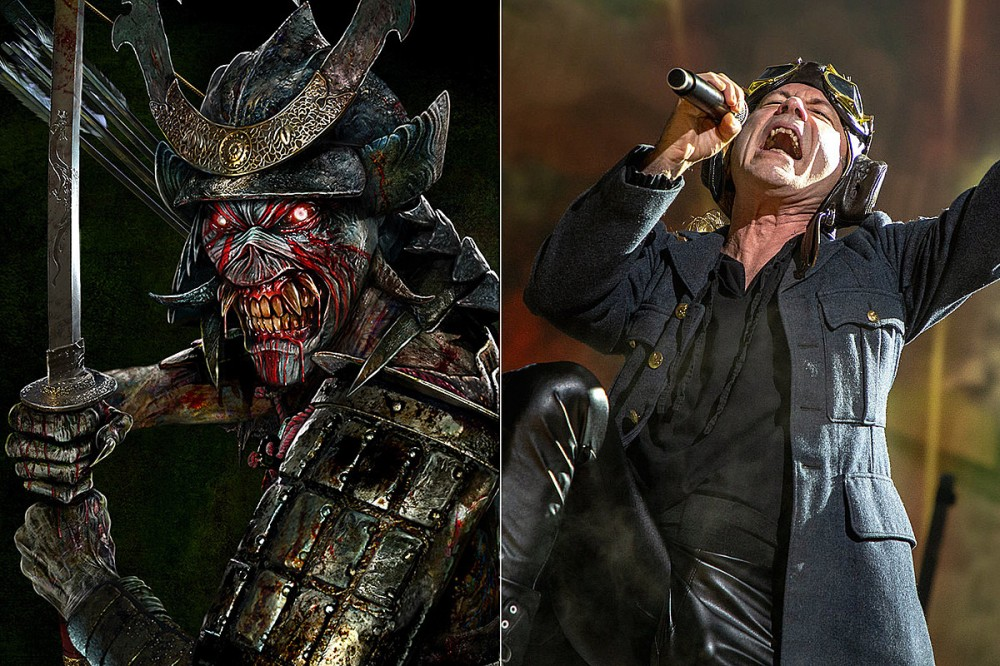 Interview – Iron Maiden's Bruce Dickinson Dives Into 'Senjutsu,' Time Travel Destinations + More