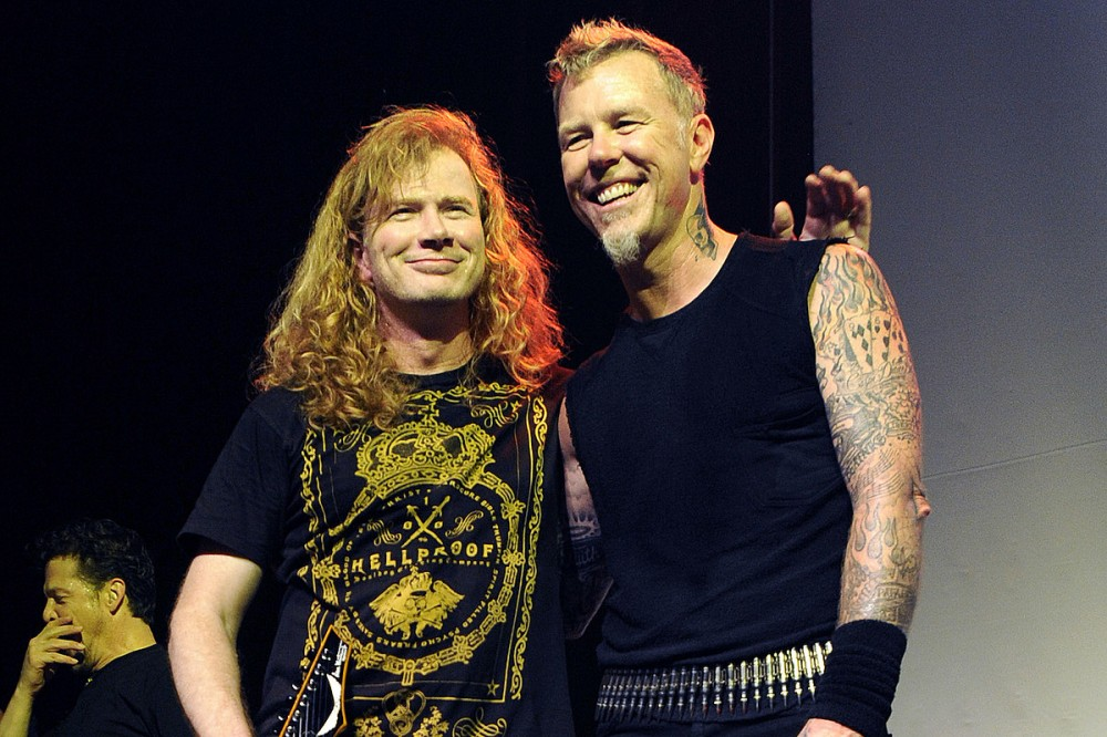 Dave Mustaine Doubts Metallica Lineup Could Have 'Survived' if He Didn't Get Kicked Out