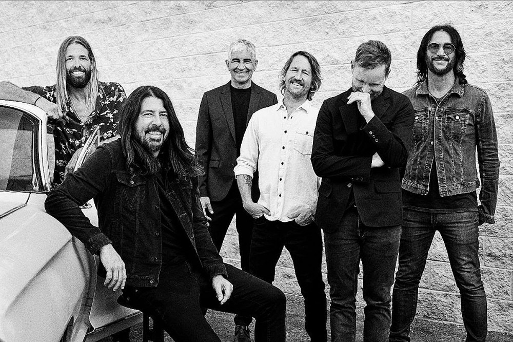 Foo Fighters to Perform, Accept Global Icon Award at 2021 MTV VMAs