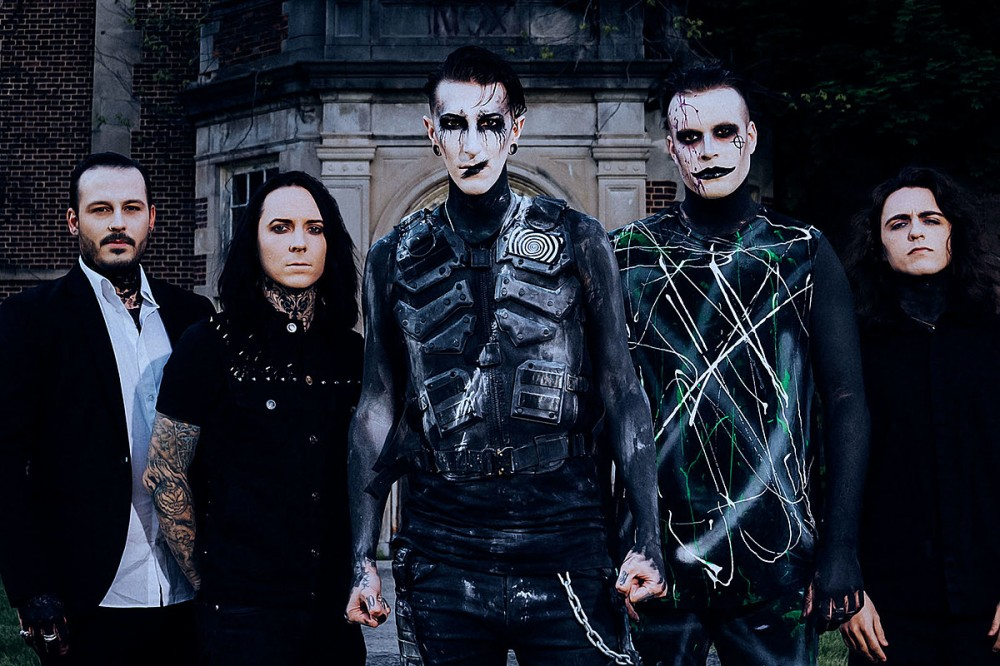 Motionless in White Show Fiery Hope for the Future With New Song 'Timebomb'
