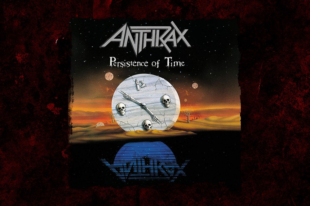 31 Years Ago: Anthrax Release 'Persistence of Time'