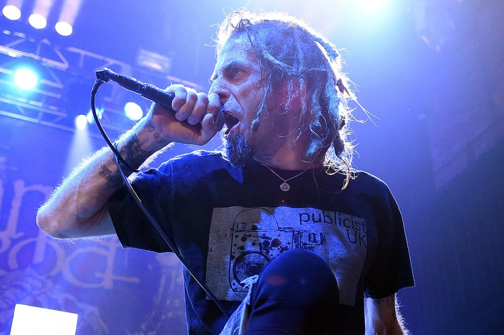 Randy Blythe Urges Lamb of God Concertgoers to Get Vaccinated + 'Wear a F**king Mask'