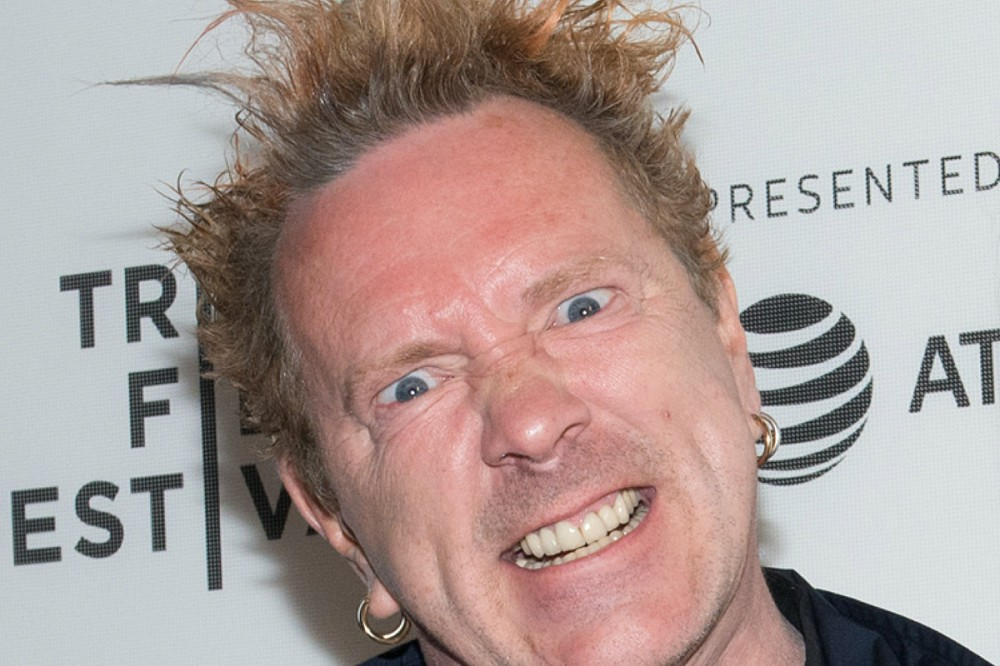 Johnny Rotten Loses Case Attempting to Keep Sex Pistols Music Off TV Show