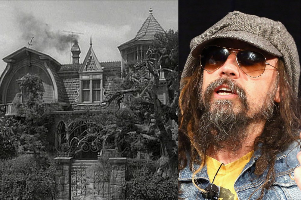 Construction Begins on Rob Zombie's Exact Replica 'Munsters' Movie House
