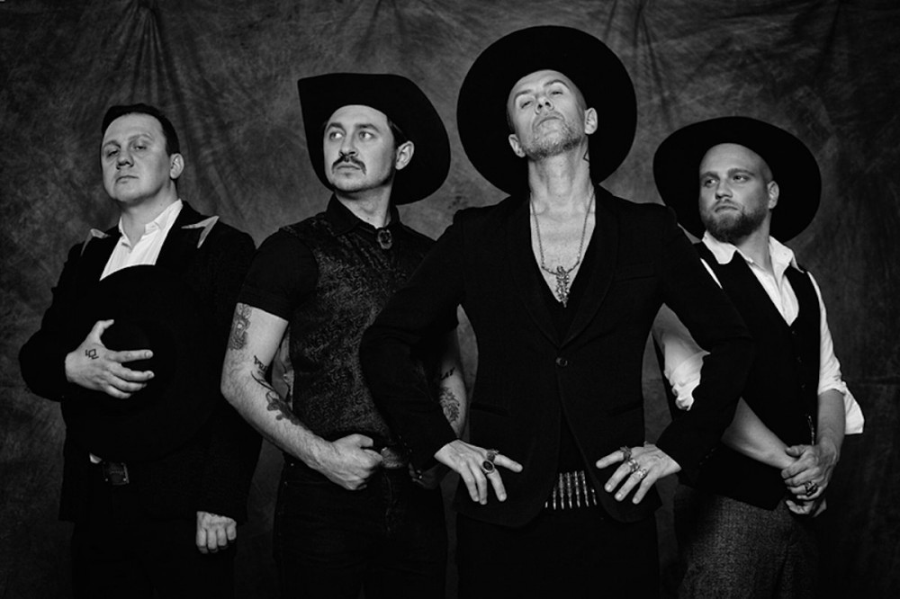 Nergal's Me and That Man Return With Rowdy New Song + Guest-Filled Album