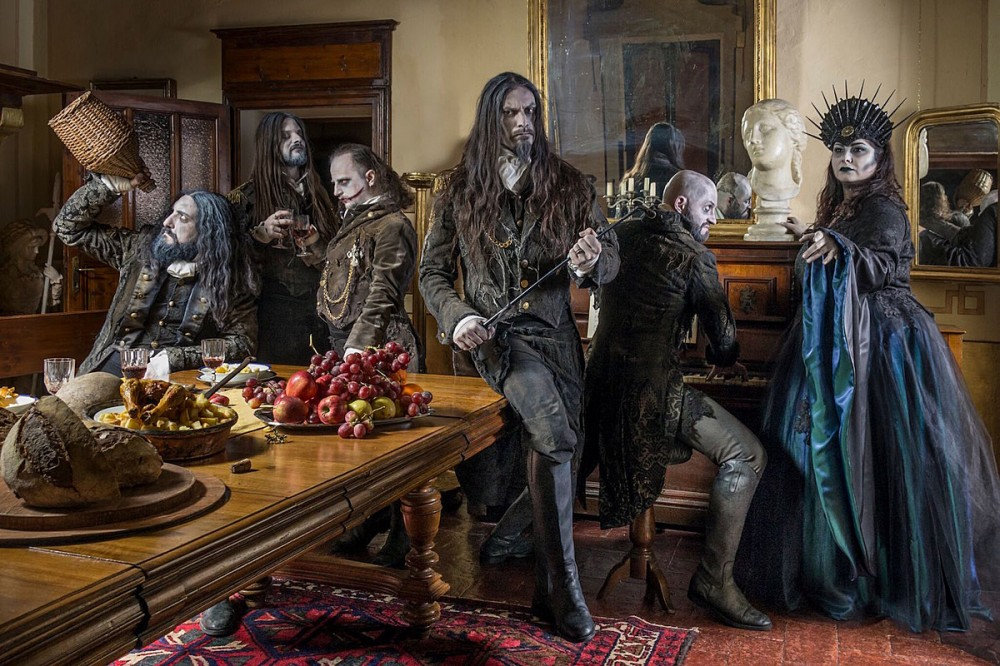 Fleshgod Apocalypse Singer Suffered Multiple Injuries in Rock Climbing Incident