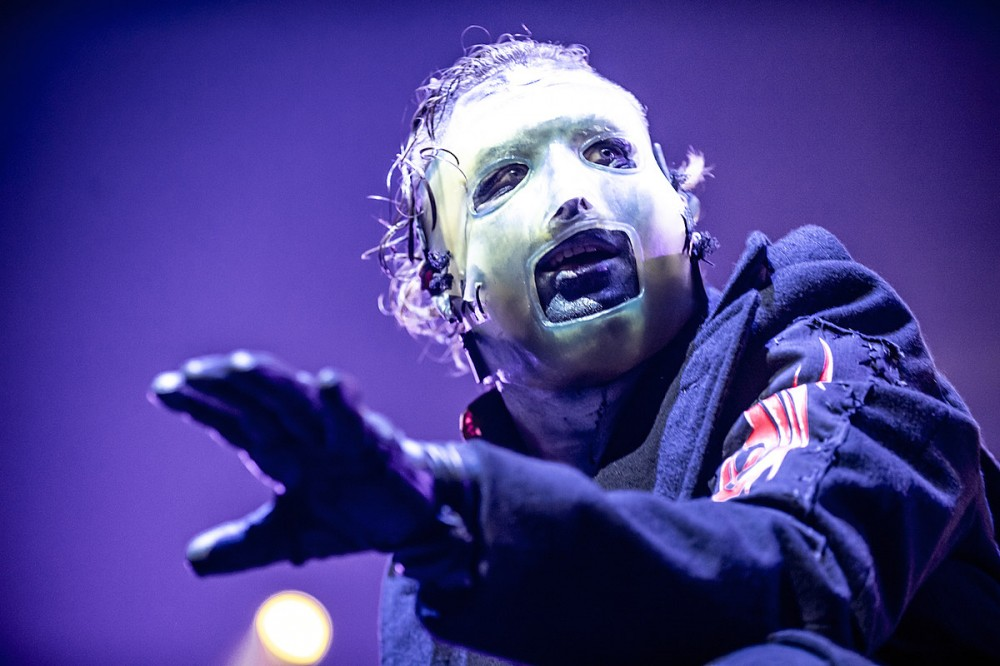 Corey Taylor Shares COVID Health Update, Encourages Fence-Sitters to Get Vaccinated