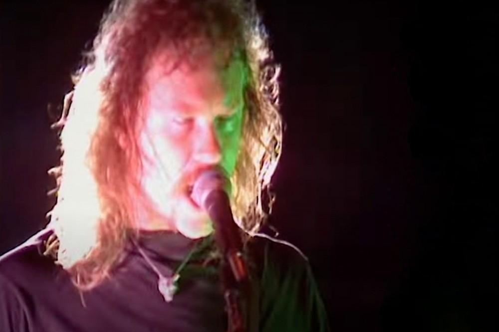 Metallica Reveal Blistering 1993 'Wherever I May Roam' Sao Paulo Performance from 'Black Album' Box Set
