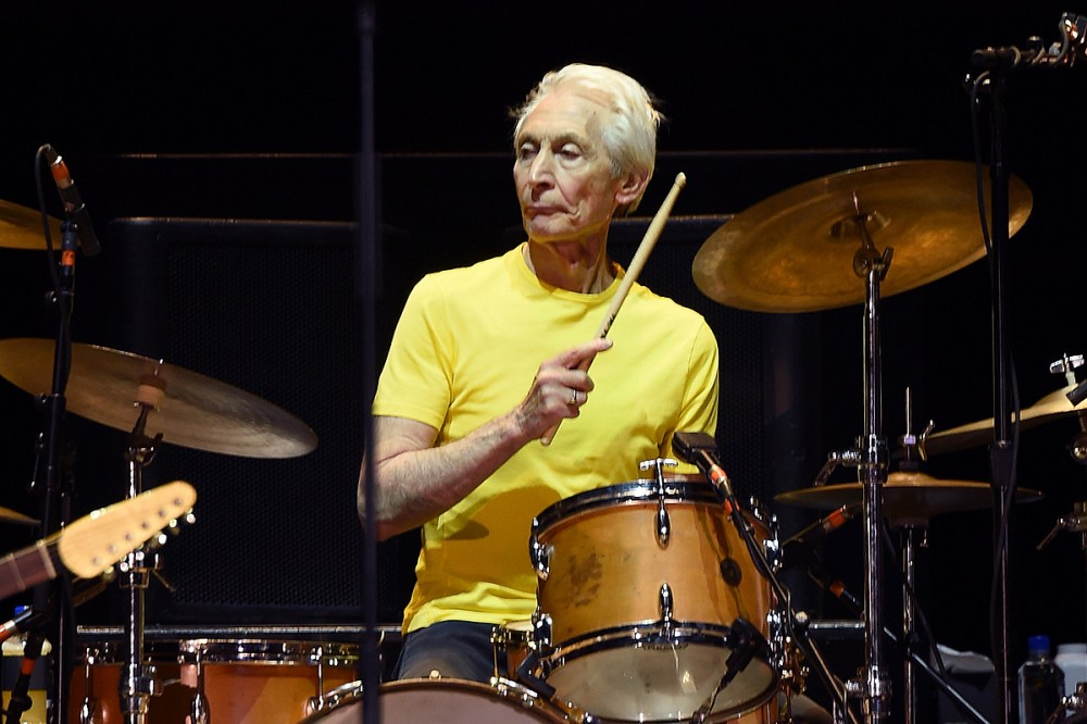 Rockers React to the Death of Rolling Stones Drummer Charlie Watts