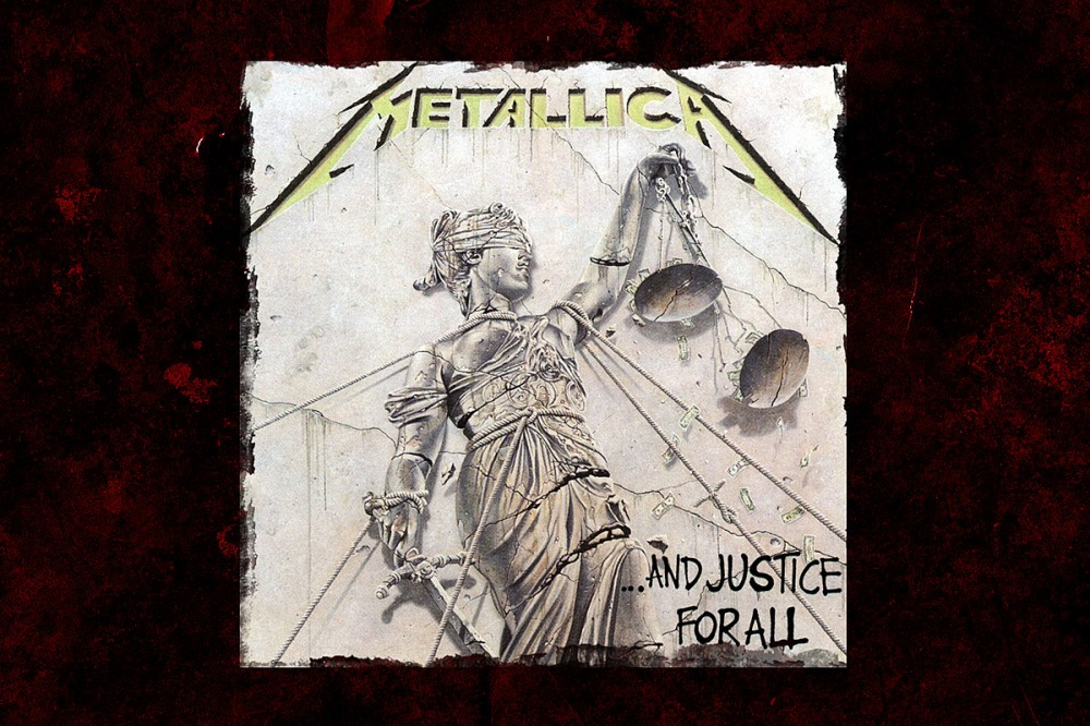 33 Years Ago: Metallica Unleash '…And Justice for All'