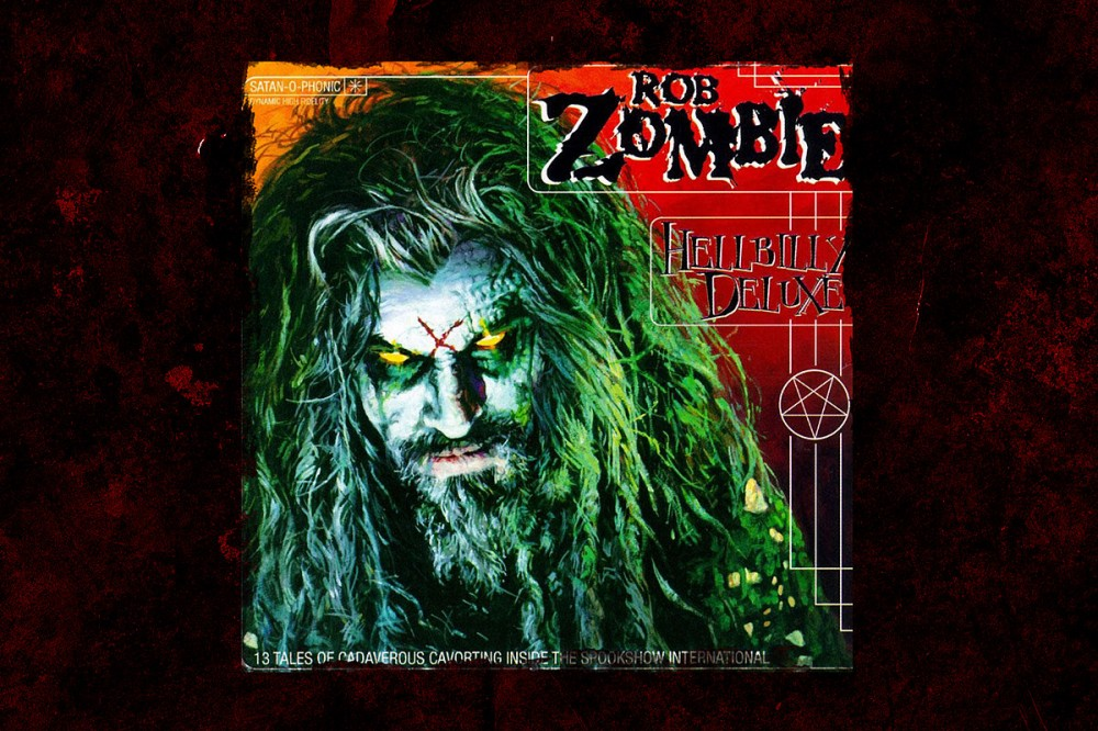 23 Years Ago: Rob Zombie Goes Solo With 'Hellbilly Deluxe'