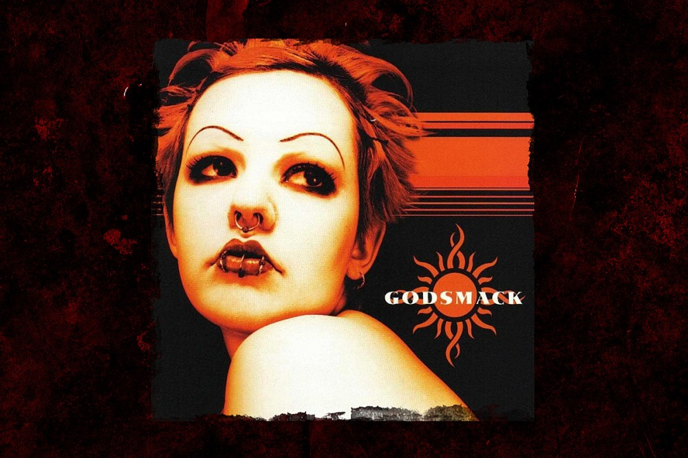 23 Years Ago: Godsmack Unleash Their Self-Titled Debut Album