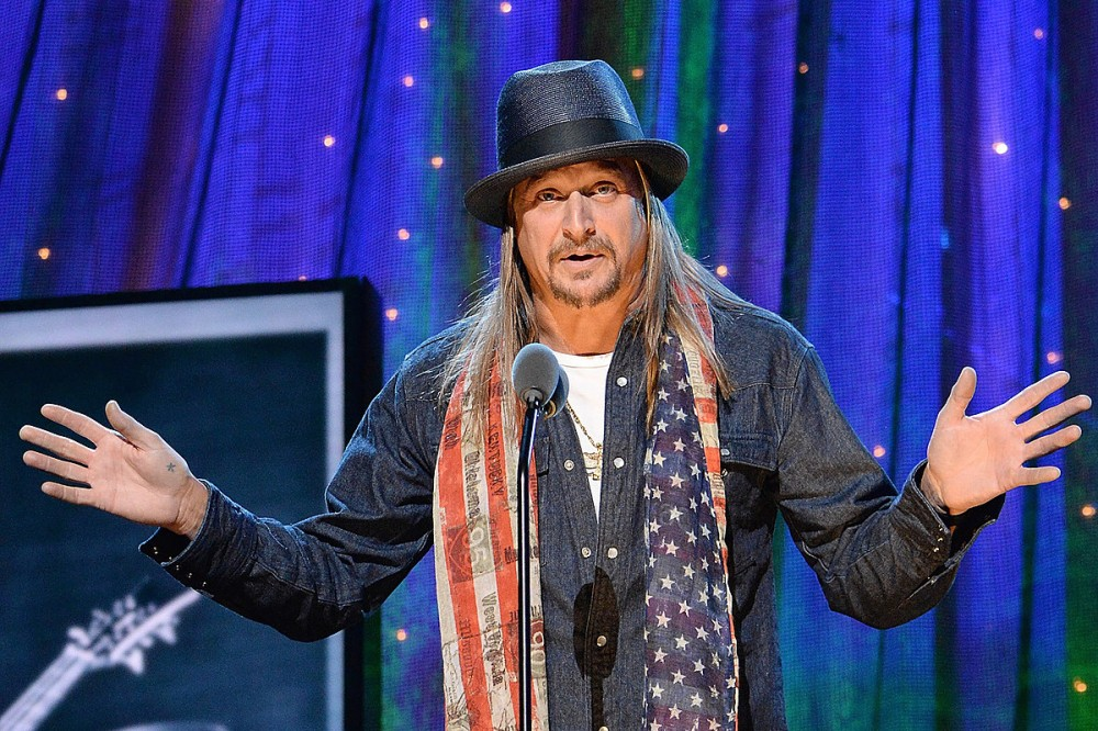 Over Half of Kid Rock's Band Tests Positive for COVID-19, Texas Shows Canceled