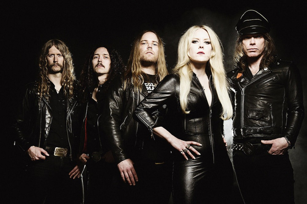 Occult Rockers Lucifer Debut 'Carrie'-Inspired Video for 'Bring Me His Head' Off Fourth Album
