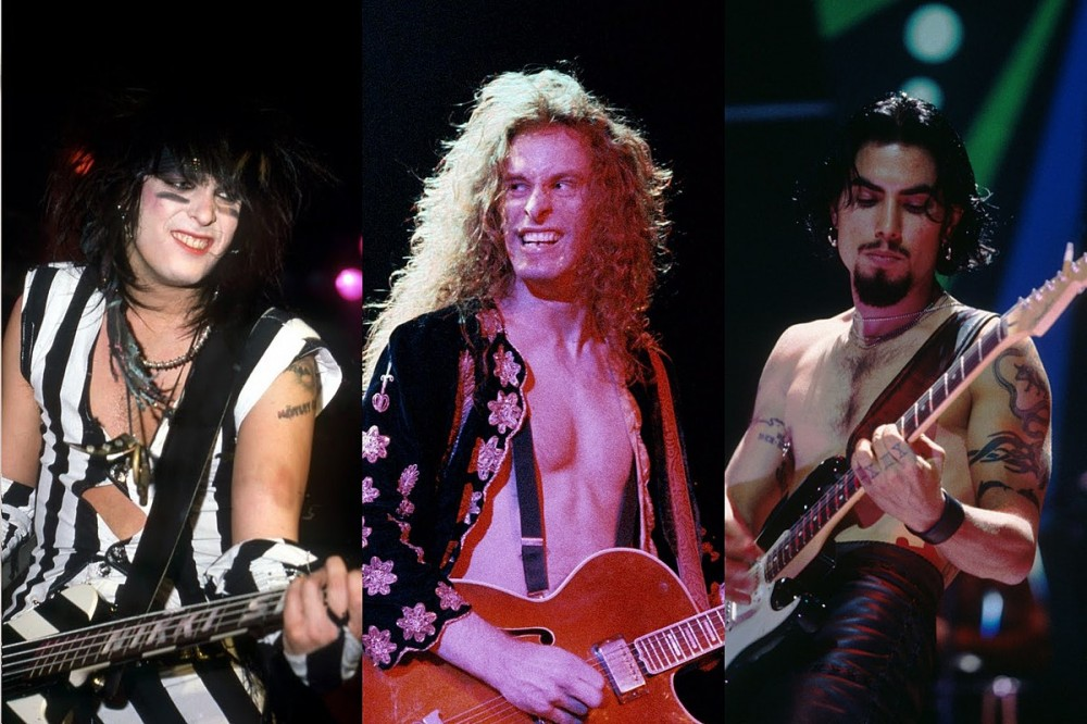 10 Rock 'n' Roll Antics That Would Not Fly Today