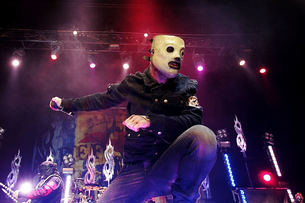 Corey Taylor Has 'Three Songs Left' to Record for New Slipknot Album