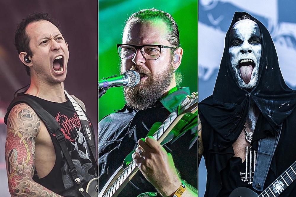 Matt Heafy to Release Black Metal Album Feat. Ihsahn, Nergal Next Year